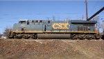 CSX 742 dpu on  Q032